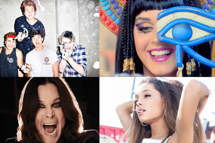 Collage - EMA -2014