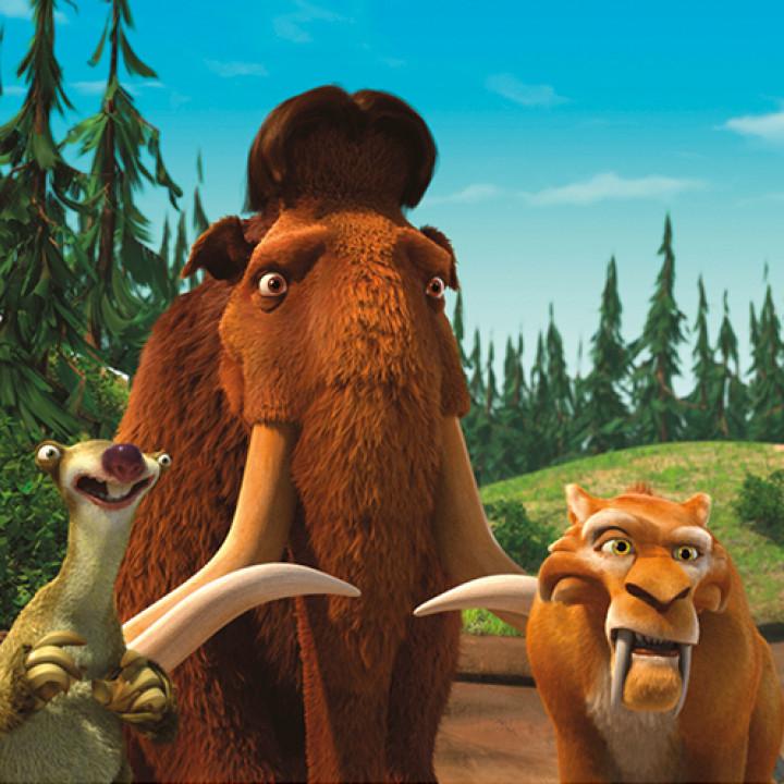 Ice Age - Sid und seine Freunde