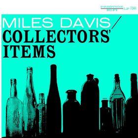 Miles Davis, Collectors' Items, 00888072359123