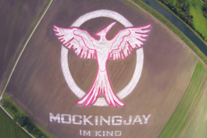 Mockingjay Logo München