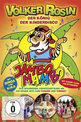 Volker Rosin, Jambo Mambo - Die DVD, 00602547088598