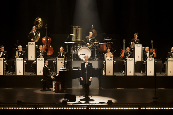 Max Raabe & Palast Orchester im Admiralspalast 2014