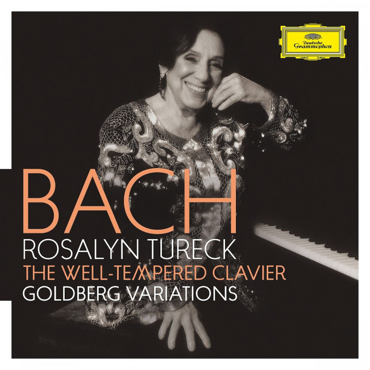 Bach, J.S.: The Well-Tempered Clavier, BWV 846-893; Goldberg Variations, BWV 988