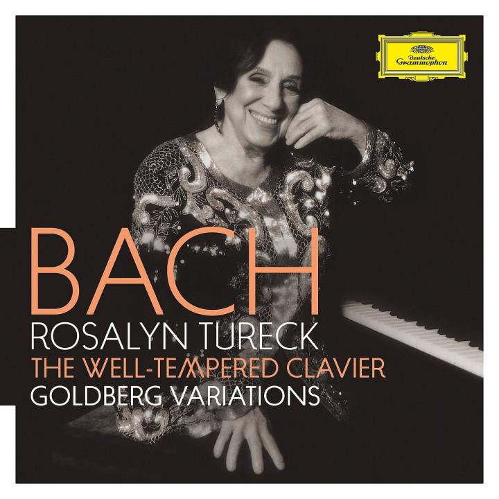 Bach, J.S.: The Well-Tempered Clavier, BWV 846-893; Goldberg Variations, BWV 988