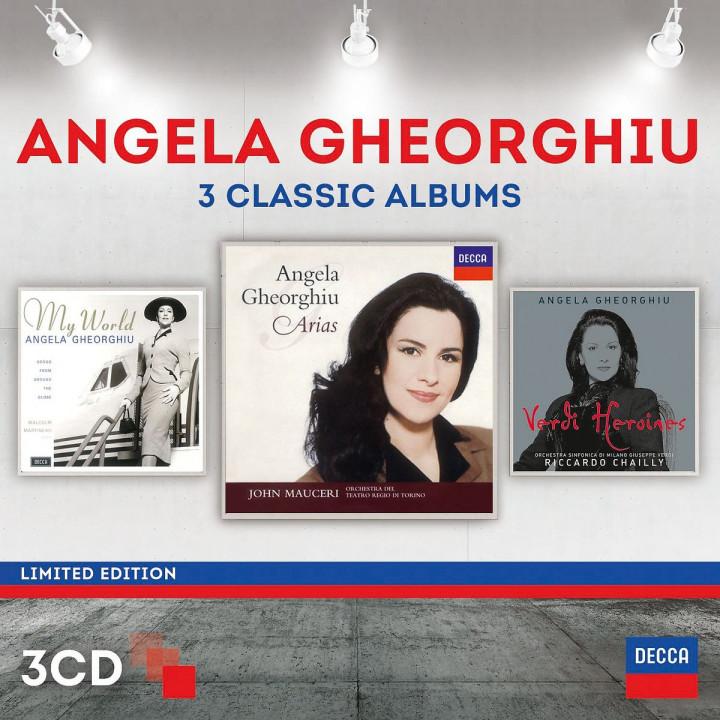 Angela Gheorghiu - Three Classic Albums