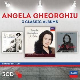 DG3, Angela Gheorghiu - Three Classic Albums, 00028947871514