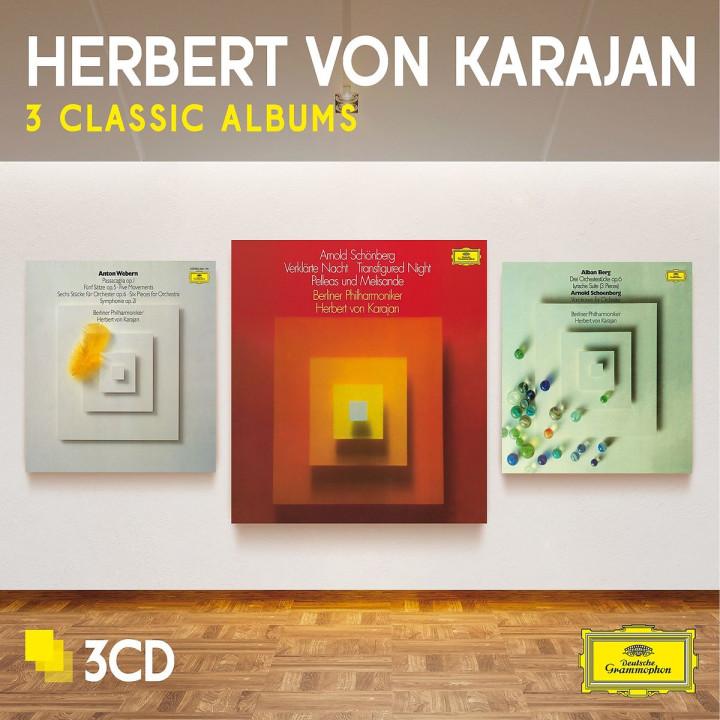 Schoenberg / Berg / Webern