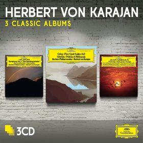 DG3, Sibelius / Grieg / Nielsen, 00028947934448