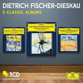 DG3, Dietrich Fischer-Dieskau - Three Classic Albums, 00028947930747