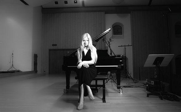 Valentina Lisitsa, Lisitsa bezaubert mit Etüden von Chopin und Schumann