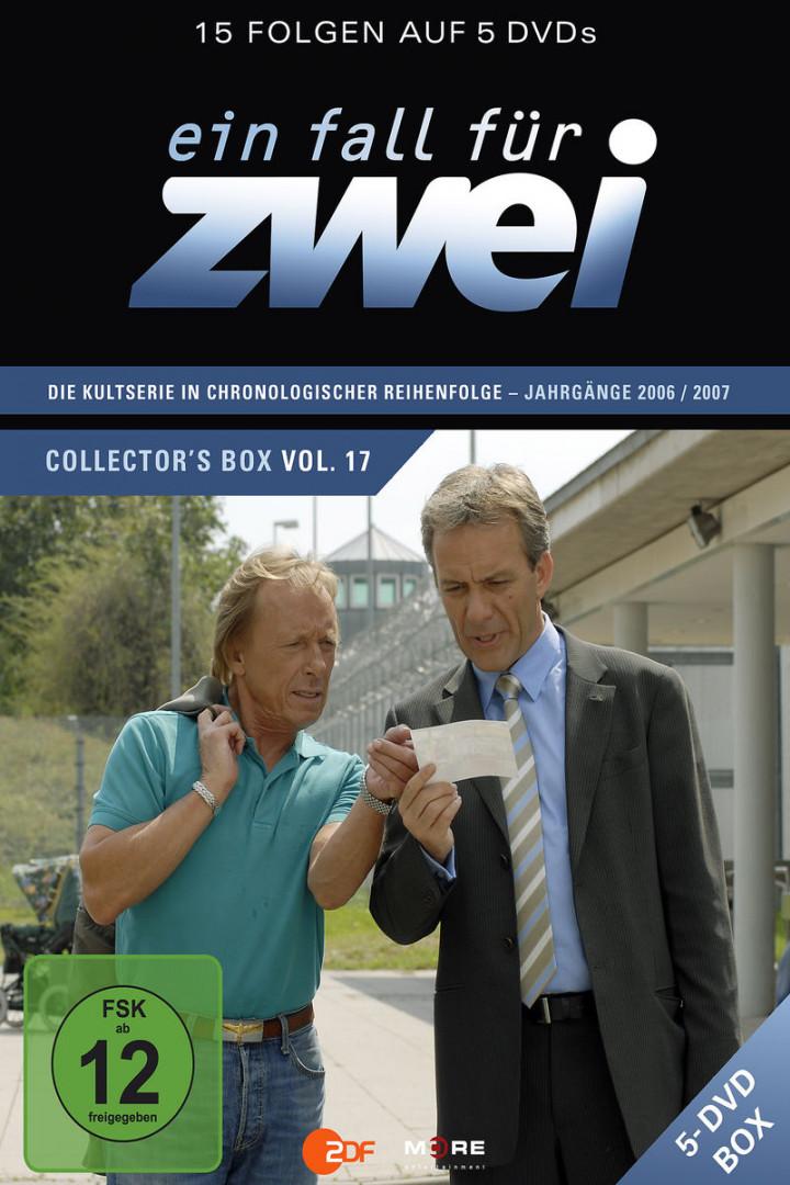 Ein Fall für zwei Collector's Box 17 (F. 240-254)