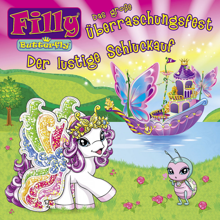 03: Das Überraschungsfest/ Der lustige Schluckauf