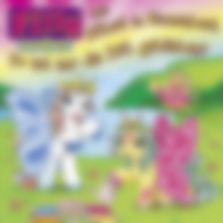 01: Rätsel im Blumenbeet/ Wo ist d. Zeit geblieben