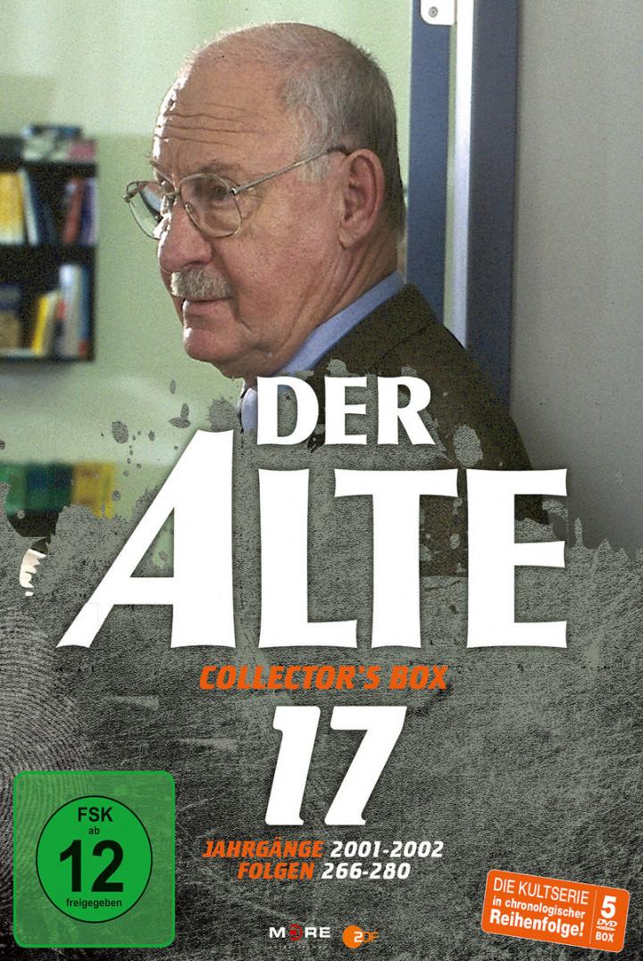 Der Alte Collector's Box Vol.17 (15 Folgen/5 DVD)