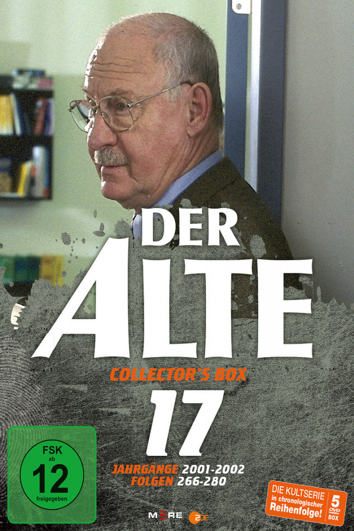 Der Alte Collector's Box Vol.17 (15 Folgen/5 DVD)