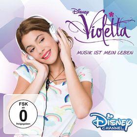 Violetta, Violetta - Musik Ist Mein Leben (CD+DVD) (Staffel 1, Vol. 2), 00050087319298