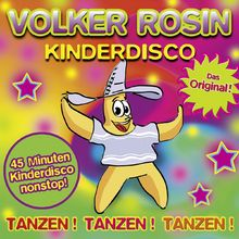 Volker Rosin, Kinderdisco - Das Original, 00602547088567