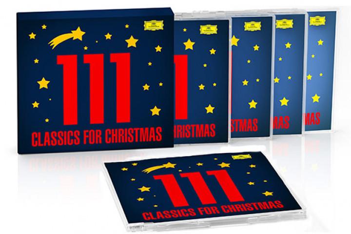 """Die Box """"111 Klassik zu Weihnachten"""""""