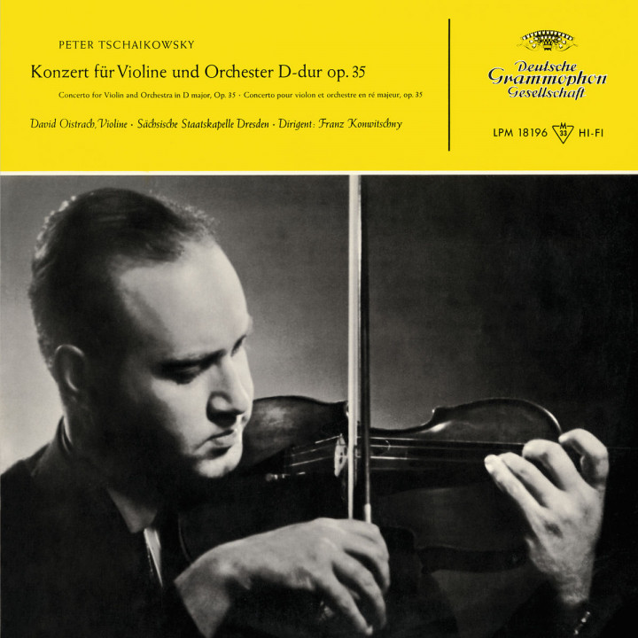 Tchaikovsky: Violin Concerto Op.35 / Wieniawski: Etude-Caprices Nos.2, 4 & 5 / Sarasate: Navarra, Op.33