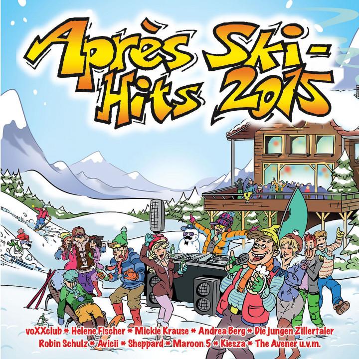Après Ski Hits 2015