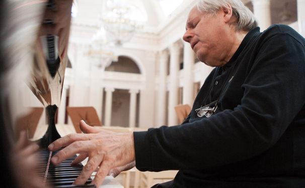 Grigory Sokolov, Konzert