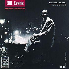 Bill Evans, New Jazz Conceptions, 00888072359246