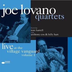 Joe Lovano, Quartets: Live At The Village Vanguard Vol. 1, 00602547029911
