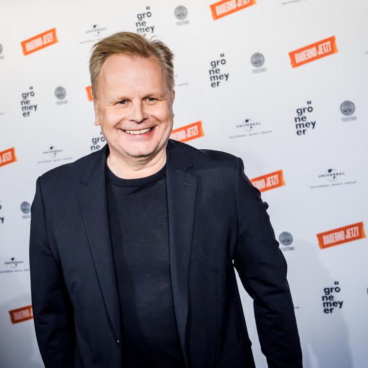 Herbert Grönemeyer – Pressekonferenz Berlin 2014
