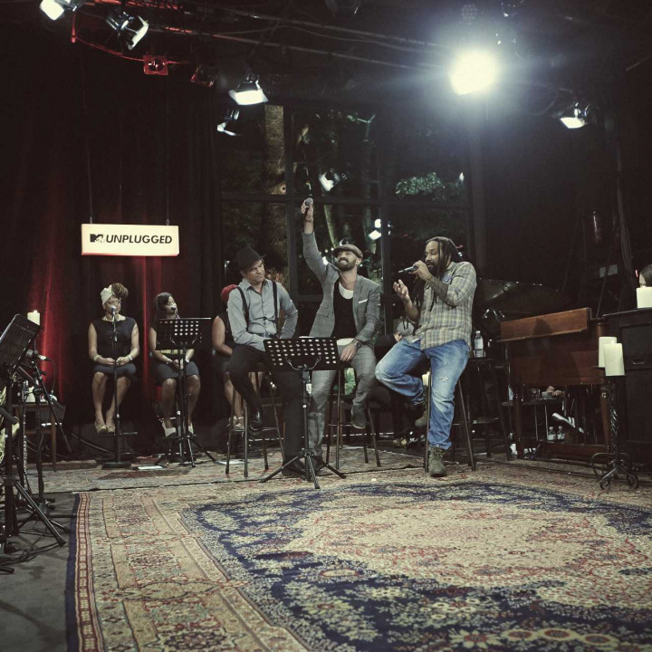 Gentleman MTV Unplugged — 2014