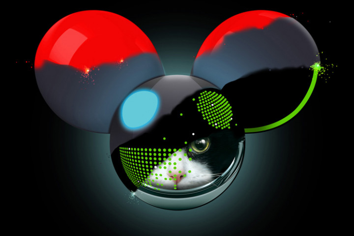 Deadmau5 5 years of mau5 cover ausschnitt 2014