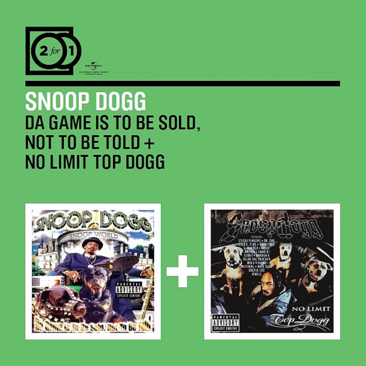 2 For 1: The Game Is To Be Sold, Not To Be Told/Top Dogg