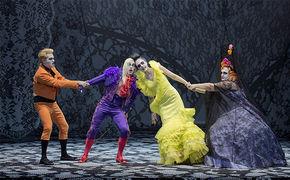Wolfgang Amadeus Mozart, Herbert Fritsch inszeniert Don Giovanni