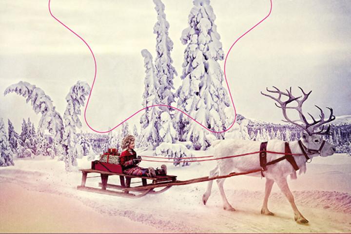 """""""Enjoy Christmas!"""" - Das Doppelalbum mit traditioneller Weihnachtsmusik und amerikanischen Weihnachtszauber"""