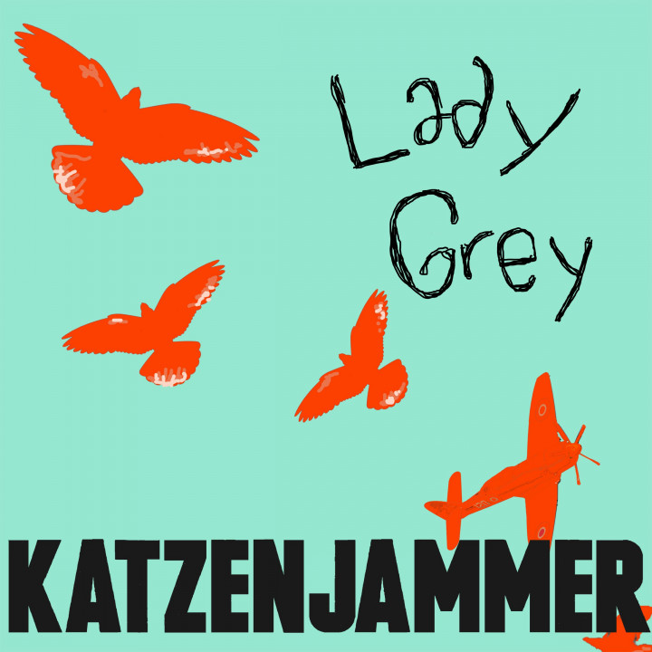 Lady Grey Single Cover
