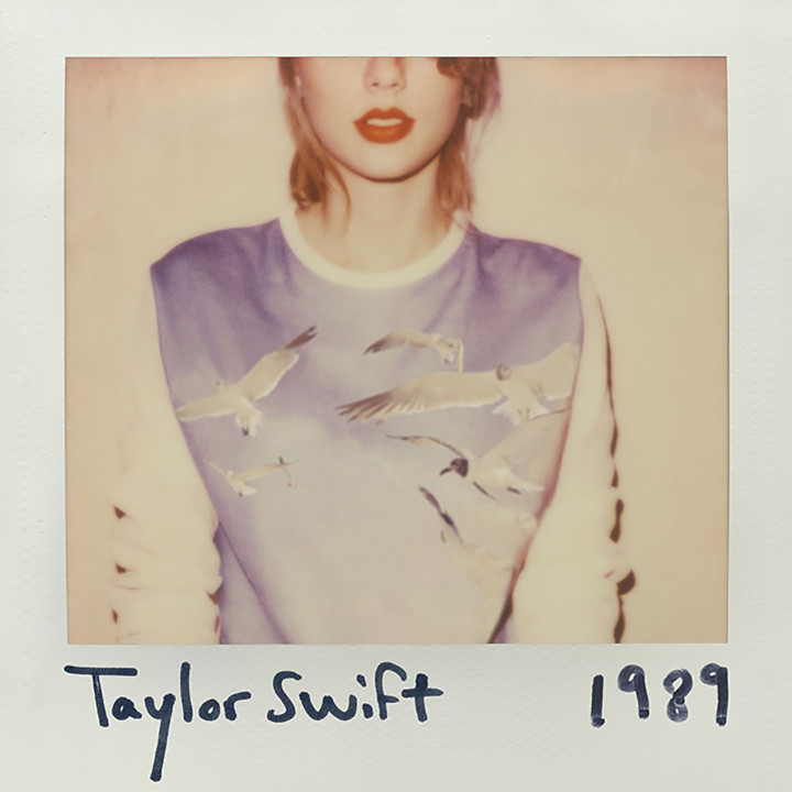 Taylor Swift 1989 Cover Standard
