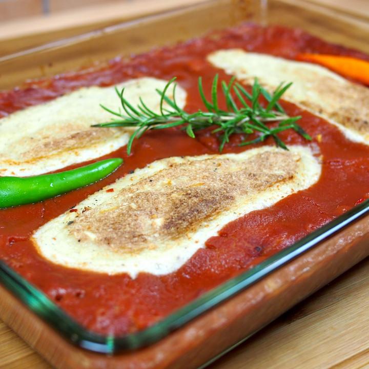Gemüse-Lasagne mit Pfiff ©Lars Peter Lueg – Rohe Energie
