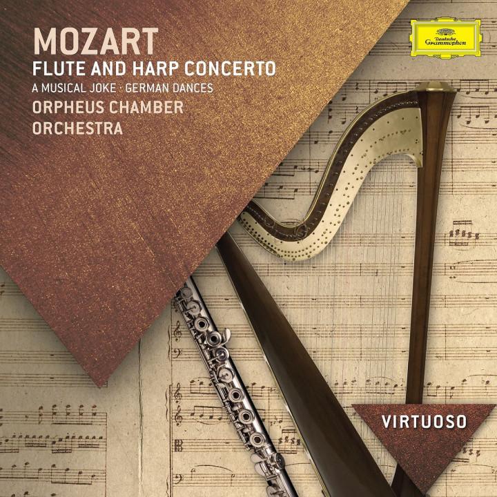 Flöten- und Harfenkonzert