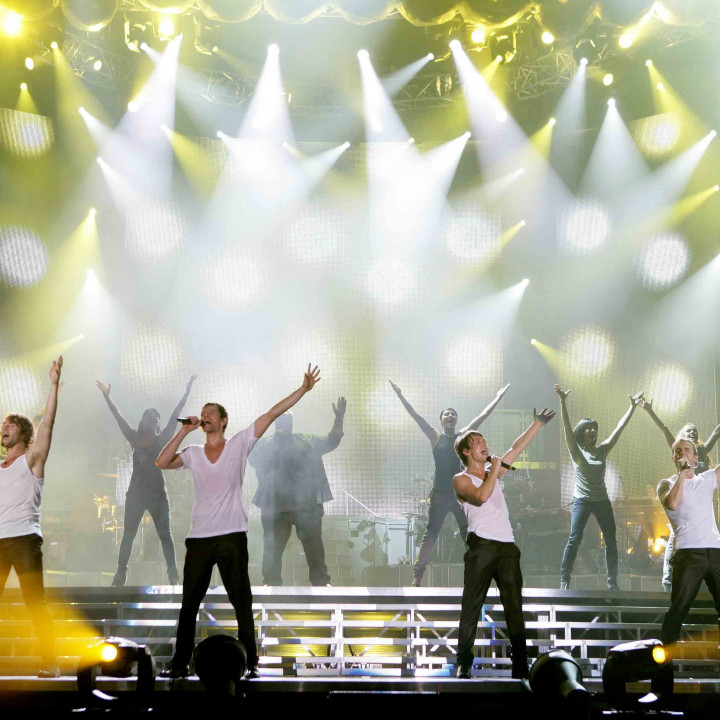 Take That — Beautiful World — Live 2008