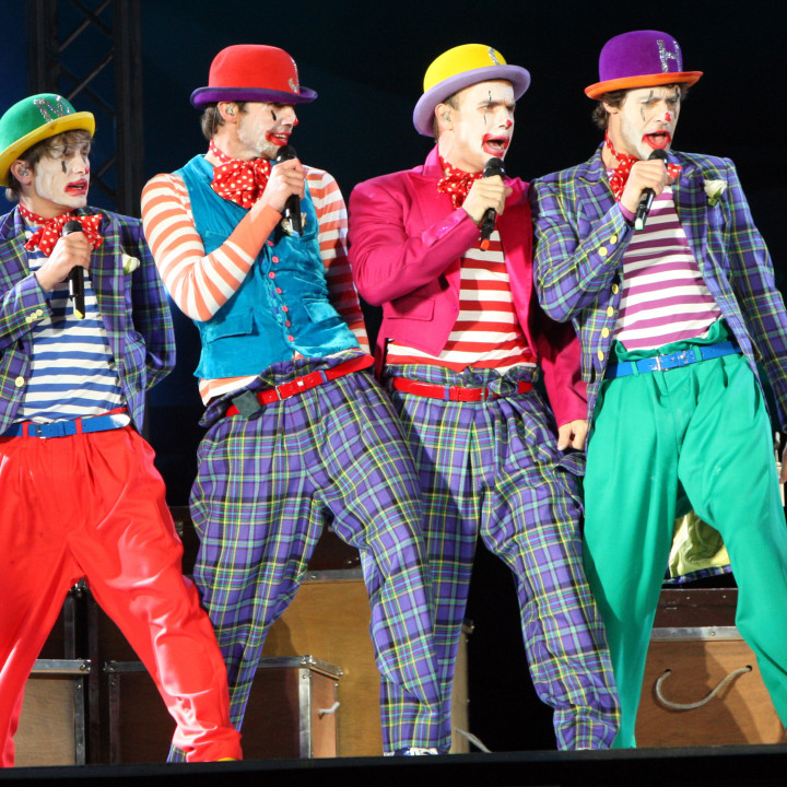 Take That – The Circus – 2008
