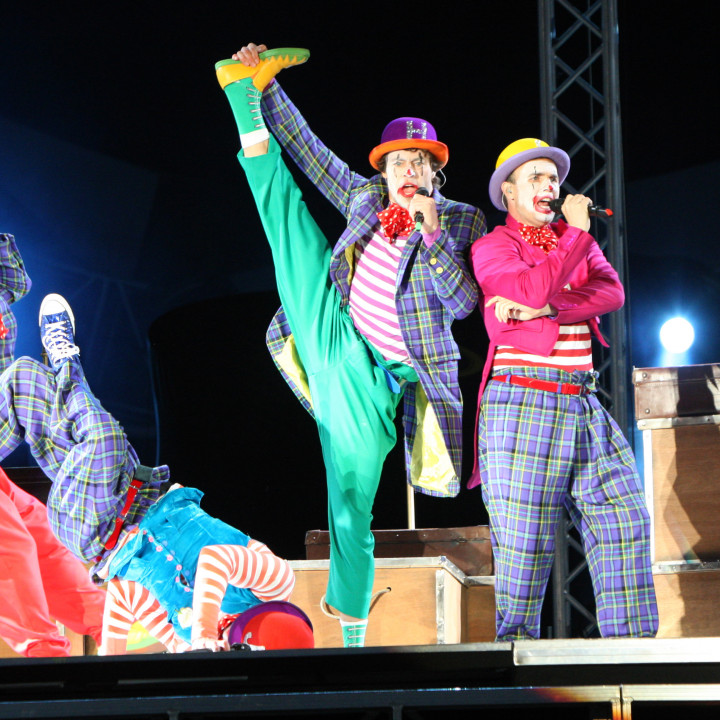 Take That — The Circus — 2008