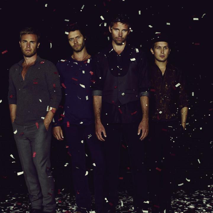 Take That—Circus—2008