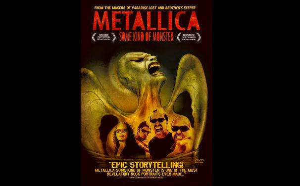 Metallica, Metallica kündigen eine 10-Jahre-Jubiläums-Edition der METALLICA: Some Kind Of Monster Dokumentation an