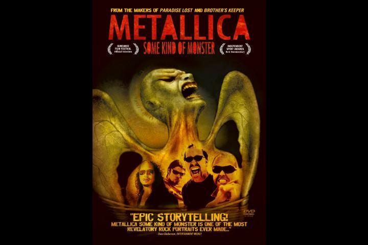 Metallica - Film - 800X496