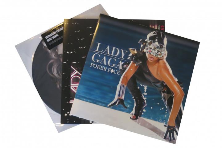Lady Gaga - Gsp - Vinyl - 2014