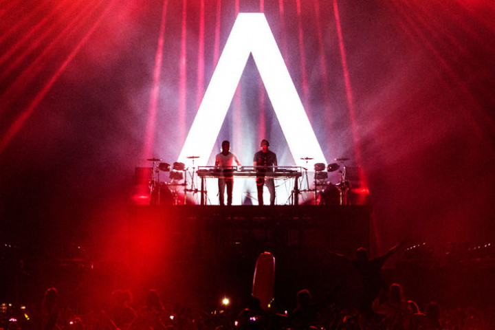 Axwell Ingrosso Ushuaia 2014