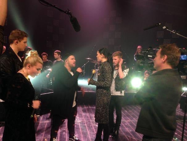 Jessie J, Jessie J The Voice Of Germany 2014