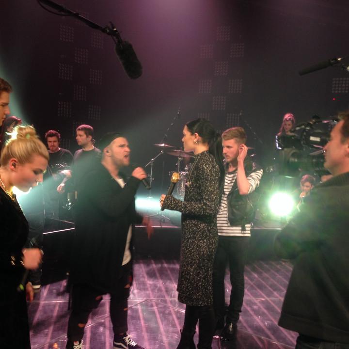 Jessie J The Voice Of Germany 2014