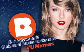 Taylor Swift, Wir wünschen eine schöne Adventzeit: Gewinnt von Taylor Swift signierte 1989 Alben und Fan-Shirts