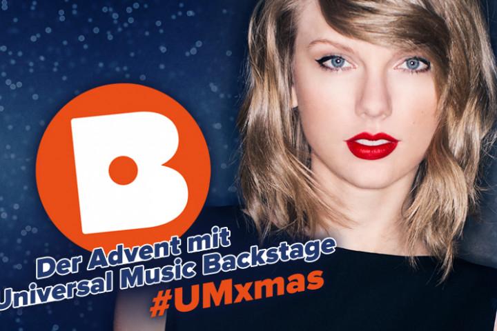 Taylor Swift Gewinnspiel Advent 2014