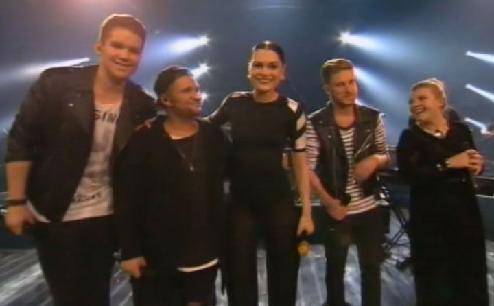 Masterpiece (Live bei The Voice Of Germany)
